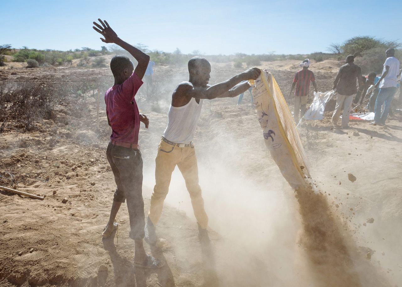 drought in somaliland