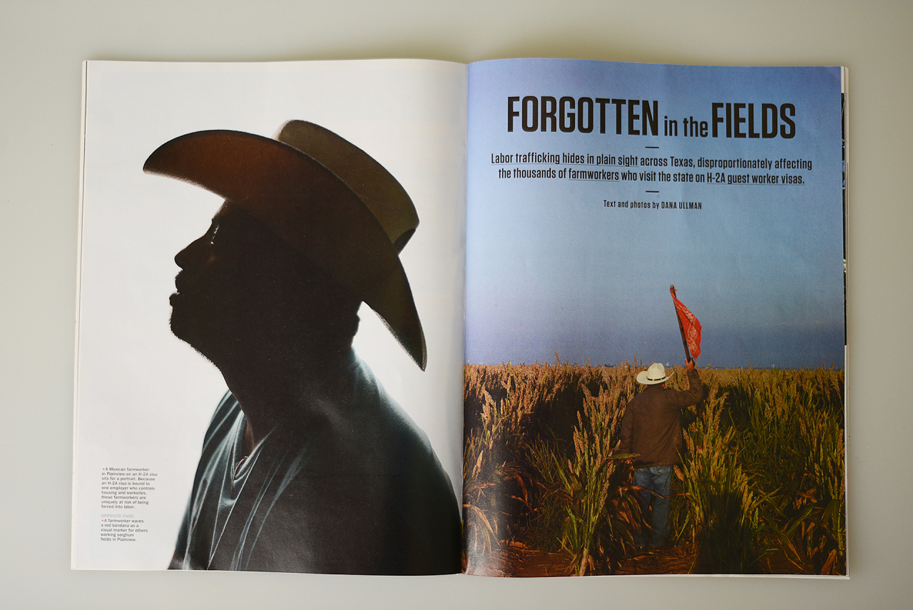 Forgoten in the Fields/The Texas Observer