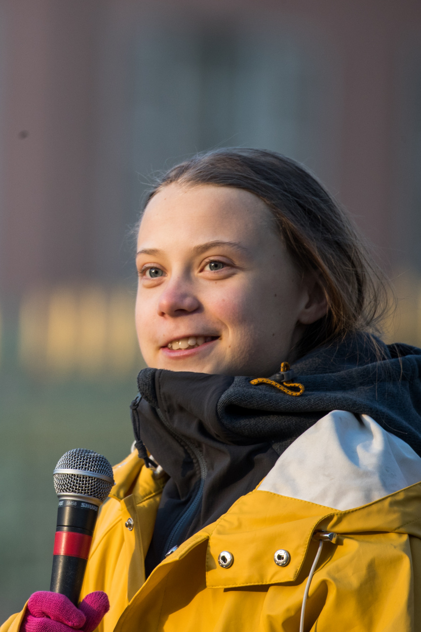 Greta Thunberg Fridays For Future Strike In Turin