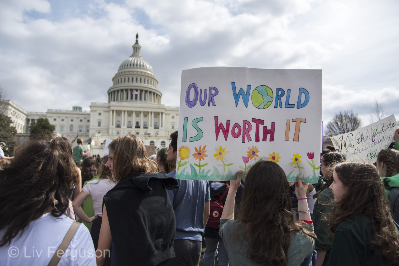 Youth Climate Strike DC