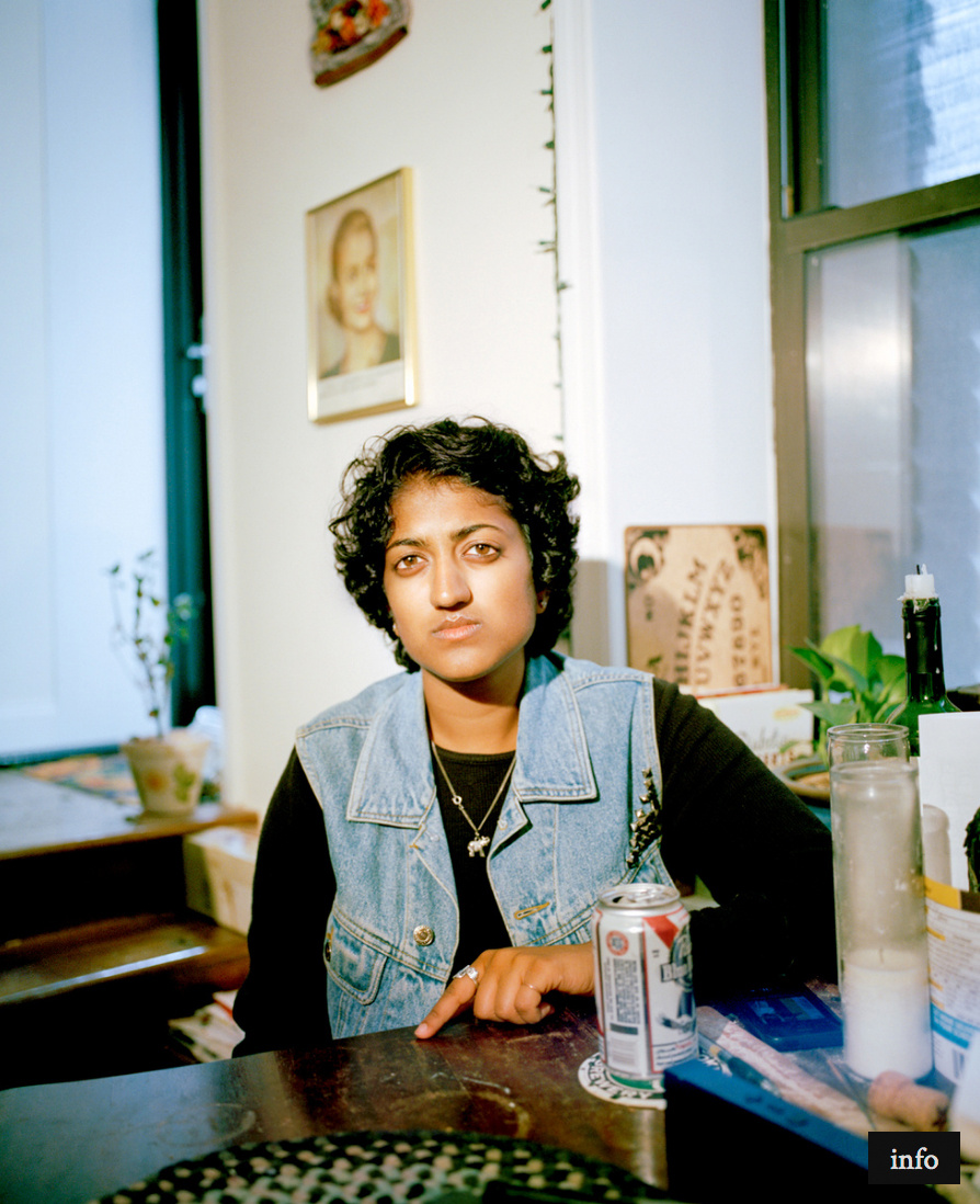 Sruti Swaminathan, Children of Immigrants