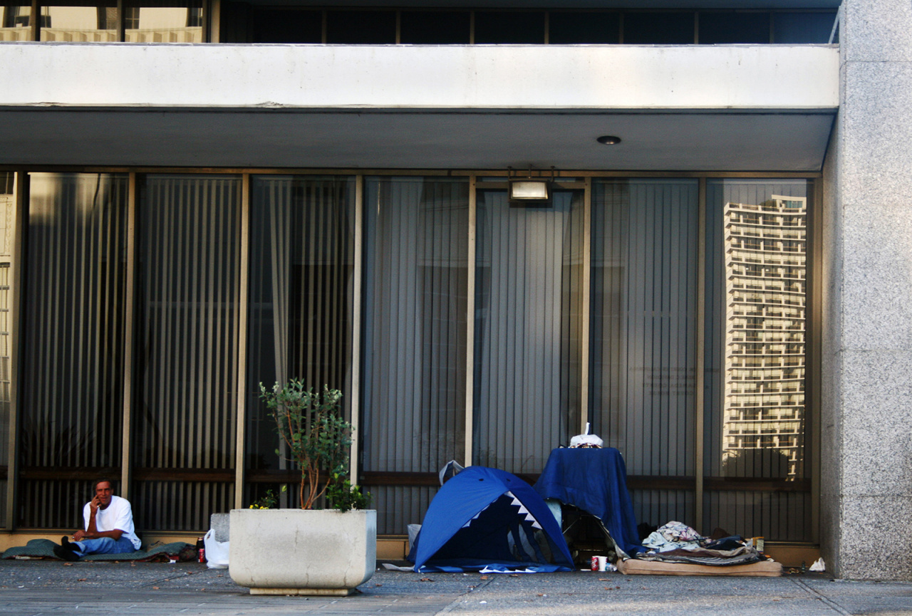Architecture of Homelessness 2